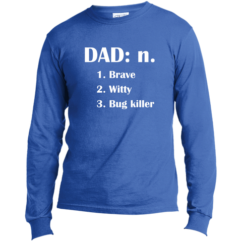 Benefit - Dad Long Sleeve T-Shirt
