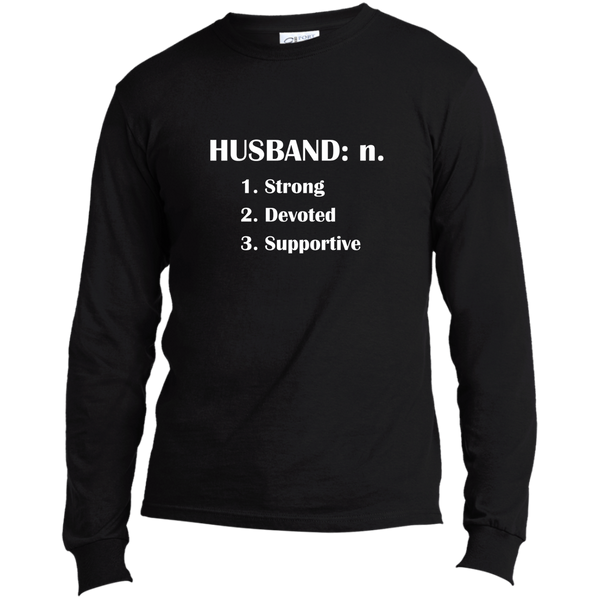 Define Husband - Life of Dad Long Sleeve Shirt
