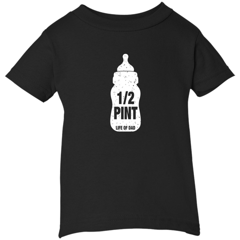 Pint/Half Pint Bottle - Infant Short Sleeve T-Shirt