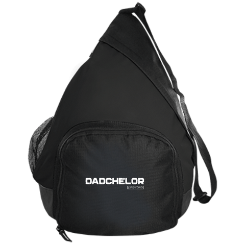 Dadchelor Diaper Bag Sling Pack