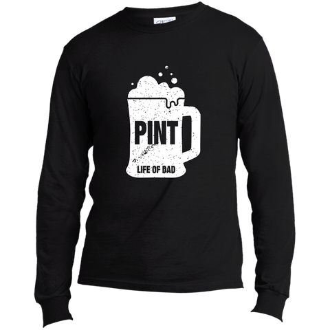Pint/Half Pint - Pint Long Sleeve T-Shirt