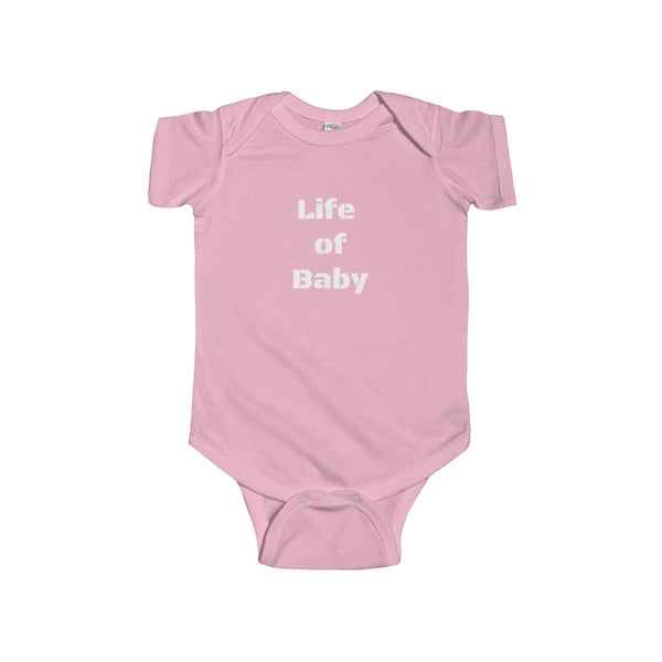 Life of Baby - Life of Dad Body Suit