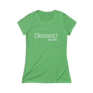 Life of Mom - Blessed T-Shirt