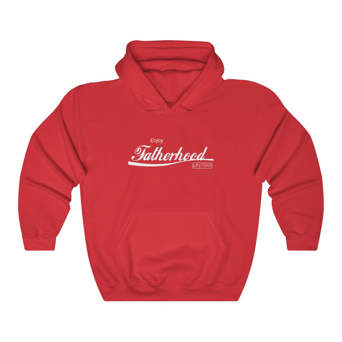 Enjoy Fatherhood - Life of Dad Sweatshirt