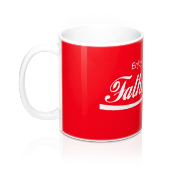 Enjoy Fatherhood - Life of Dad Mug