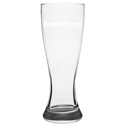 DADCHELOR Pilsner Glass