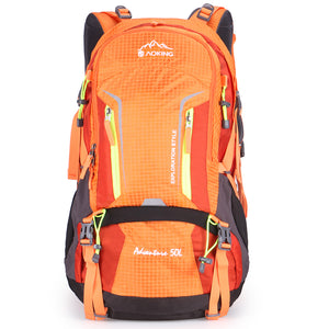 Hiking backpack for short journey