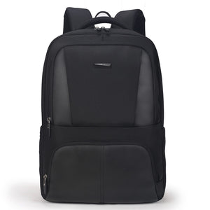 Aoking men backpack laptop anti theft backpack school men travel large quality casual daypack with luggage strap