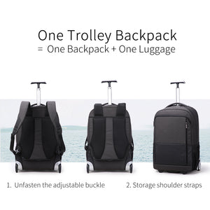 Multifunctional luggage bag