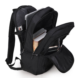 3 Layer classic school backpack