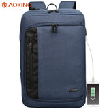 Durable school shoulder bag for men
