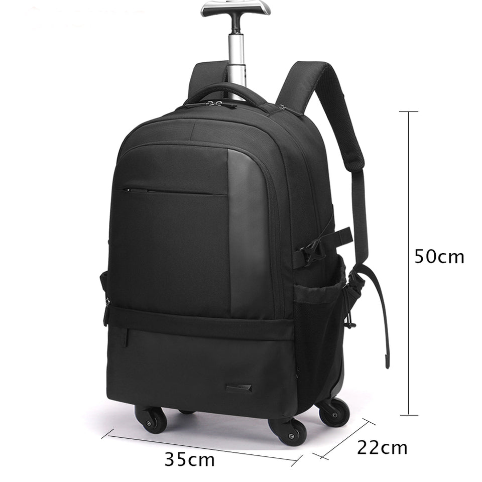 Multi-functional Carry On Luggage Bag