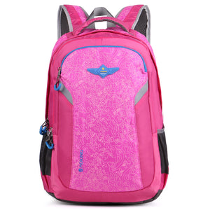 Lightweight school bag for teenagers