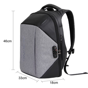 Multifunctional Anti thief Backpack
