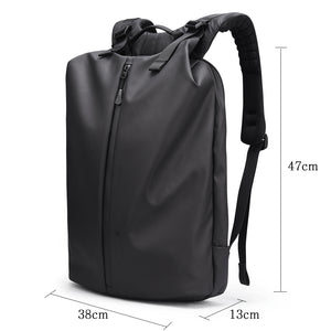 "Aoking 2019 Fashion Backpack Men's Casual Daypacks Anti Theft Computer Backpacks 15"" Laptop Waterproof zipper Travel Bag for Men"
