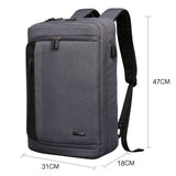 Large capacity multifunctional college school backpack