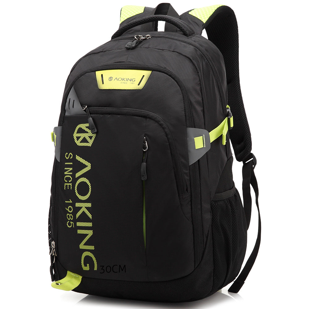 Water resistant backpack 3 layer for students