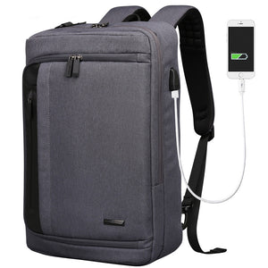 Men backpack for 16 inch laptop