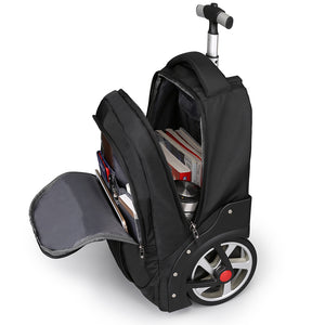 Man convenient trolley bag