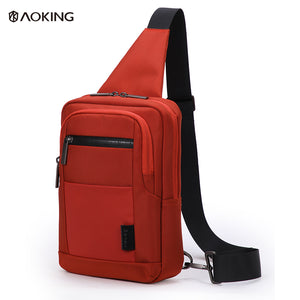 Aoking Lightweight Adjustable Unisex Crossbody Belt Bag