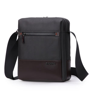 Aoking 2020 New Shoulder Bag Men Anti Theft Crossbody Bag Sling School Laptop Bag