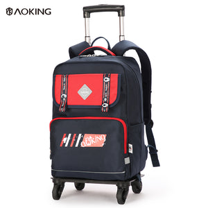 Rolling Backpack for School