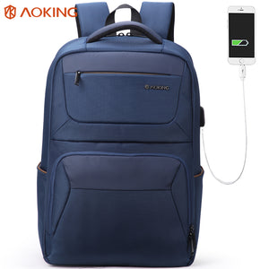 Business bag with convenient pocket for storing transportation card