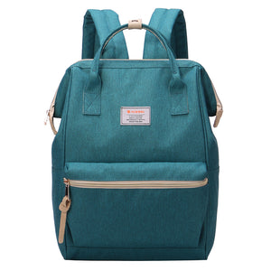 Laptop summer backpack