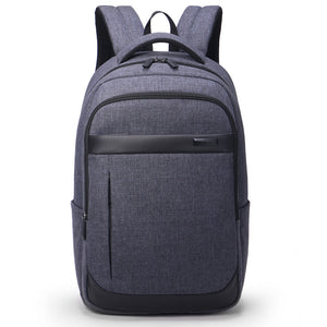 Aoking Men's Backpacks Business Leisure Mochila for Laptop Notebook Computer Square Bags Men Backpack School Rucksack