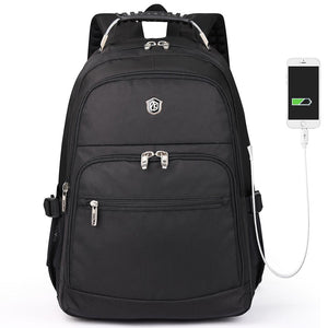 Men backpack for laptop