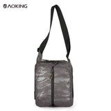 Aoking Spacious Waterproof Anti-theft Laptop Crossbody Bag