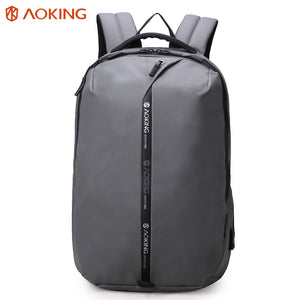 Ergonomic ventilated men backpack