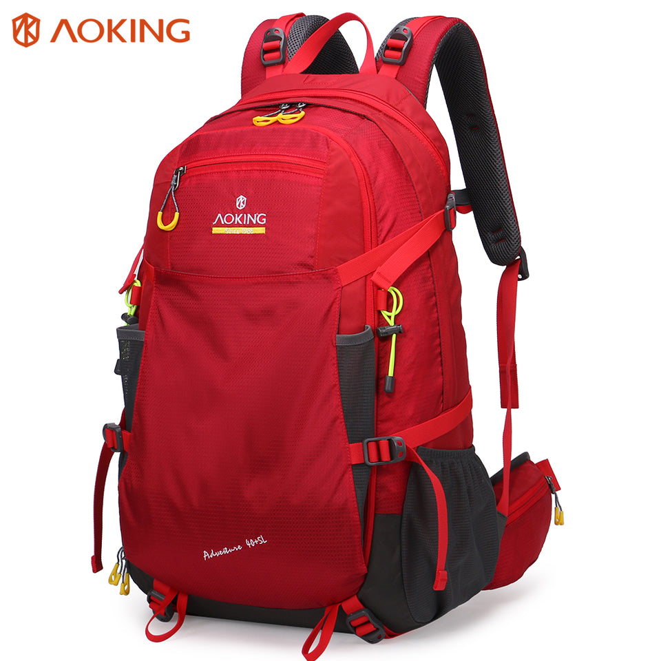 Backpack suit for camping sports