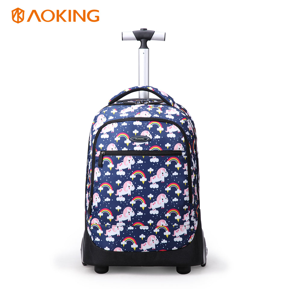 Lovely girls trolley bag