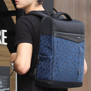 men black cool backpack