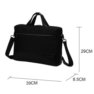 Aoking Multifunctional Spacious Anti-theft Briefcase Men Shoulder Bag