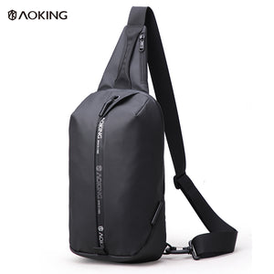 Aoking Lightweight Anti-theft Crossbody Bag Men Women