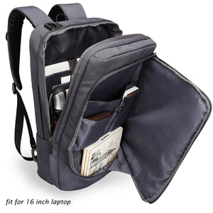 Multi-functional college school backpack