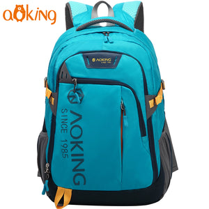 Waterproof Men Women Schoolbag