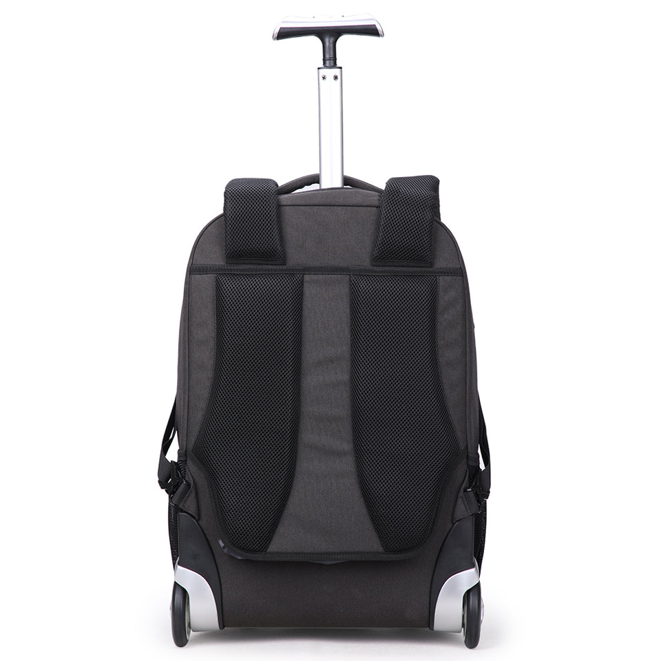 Breathable Men Trolley Backpack