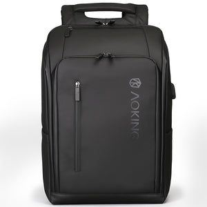 men expandable backpack