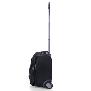 Safe trolley bag with reflective strip