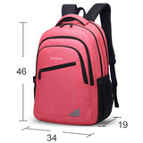 Large capacity backpack for boys and girls