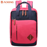 Comfortable school bag with bright color
