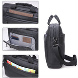 Large capacity messenger bag