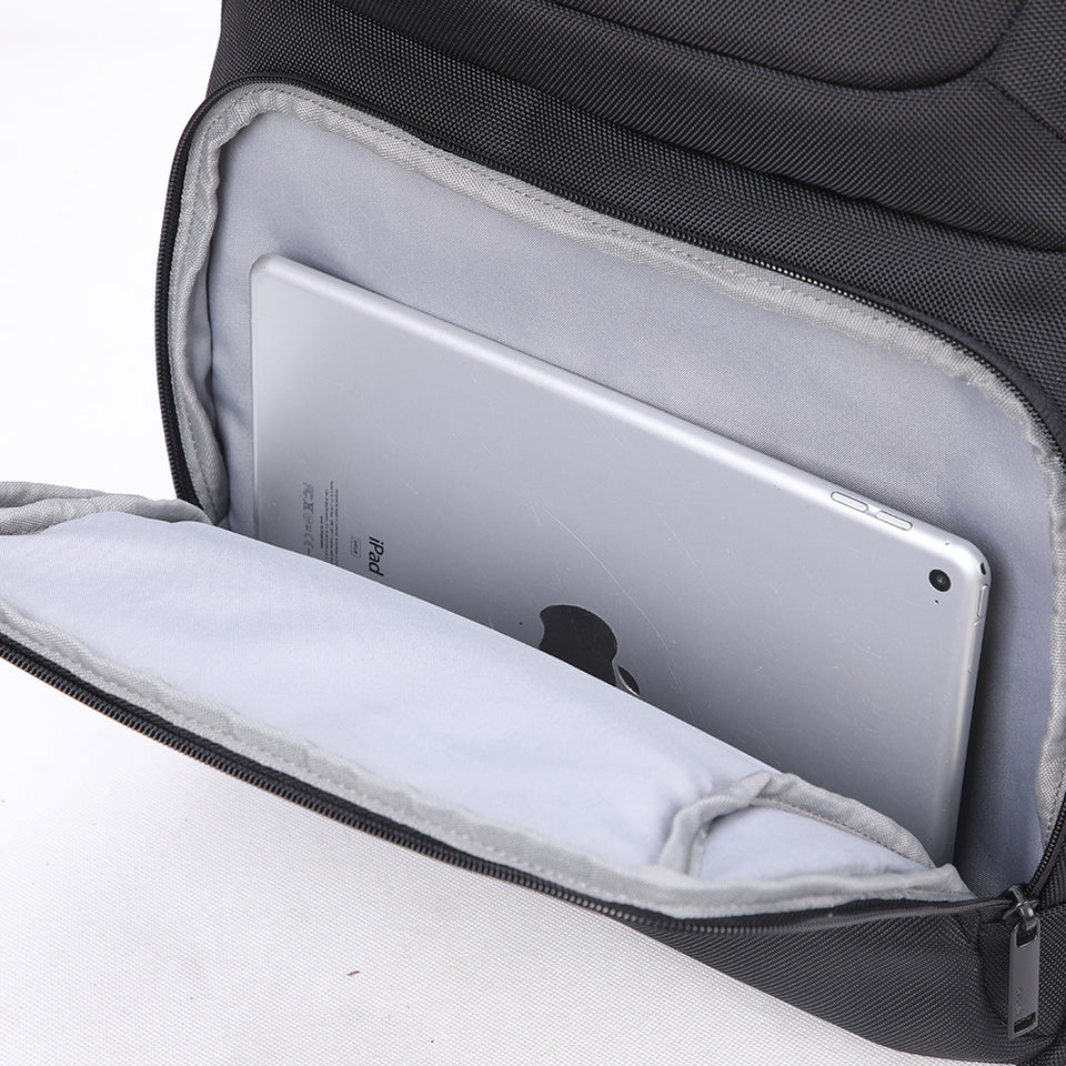 Business bag with laptop compartment