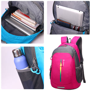 Bright color backpack