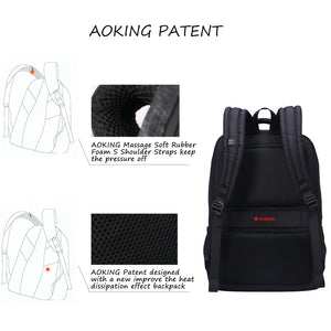 Fine craft backpack with simple design