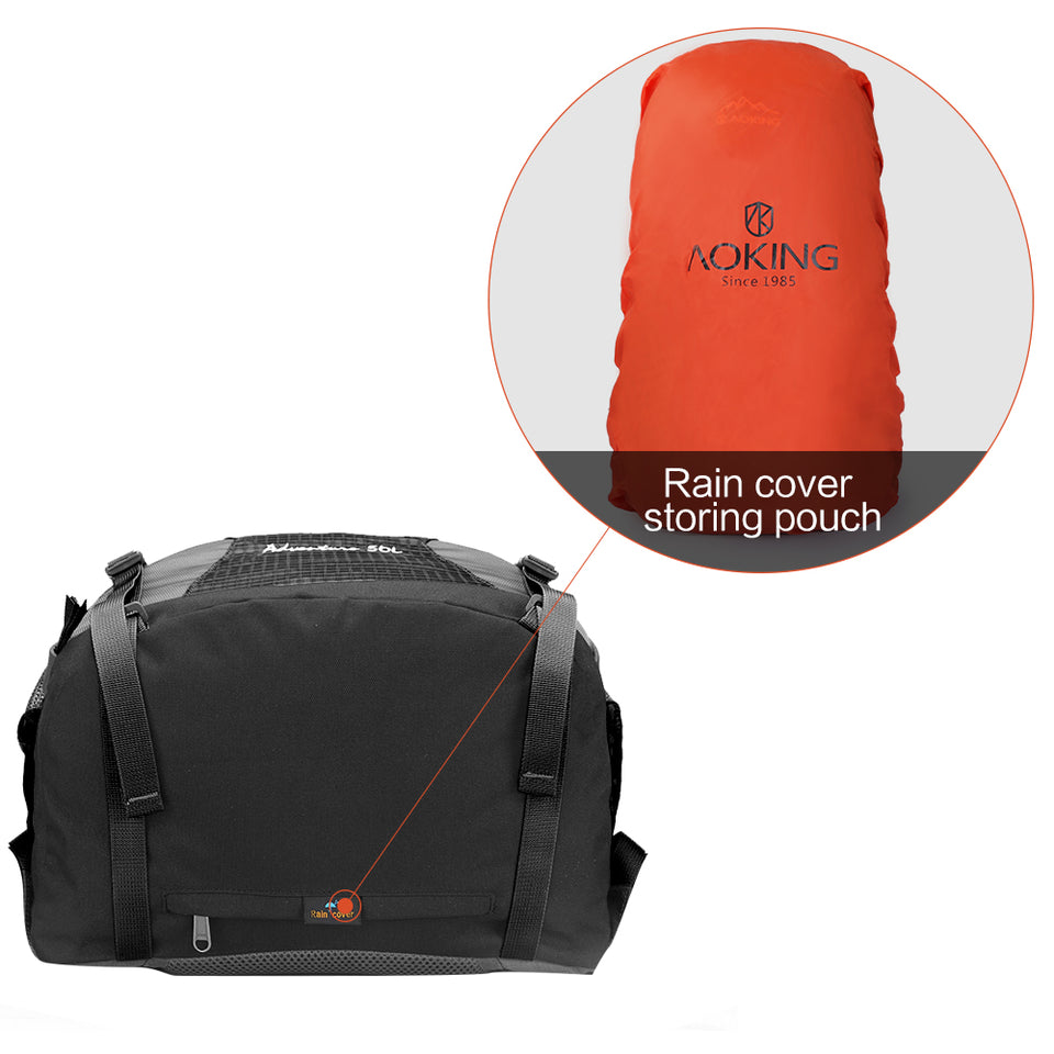 Large capacity walking bag