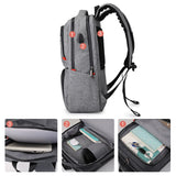 Waterproof shoulder bag